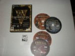 Jeu PC Morrowind Game of The Year Gold Edition GOTY sans notice