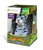 Kinectimals Collector xbox360 : Jeu + Peluche
