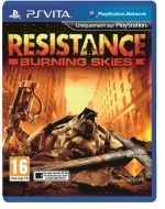 Resistance : Burning Skies (PS Vita)