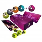 Zumba Exhilarate - Pack DVD - Danse & Fitness - DVD Bonus Inclus