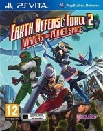 Earth Defense Force 2 : invaders from planet space [PlayStation Vita]