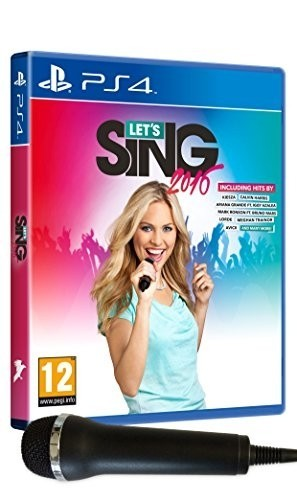 Let's Sing 2016 - Standard Edition - PlayStation 4 + 1 Microfono [PlayStation 4]