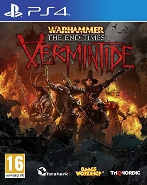 Warhammer The End Times : Vermintide [PlayStation 4]