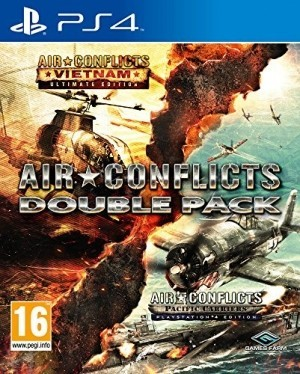 Air Conflicts Double Pack (Vietnam + Pacific Carriers)
