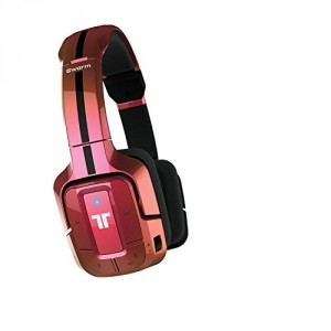 TRITTON Swarm bluetooth pour Android, iOS, PC/Mac, & Gaming Consoles - ROSE