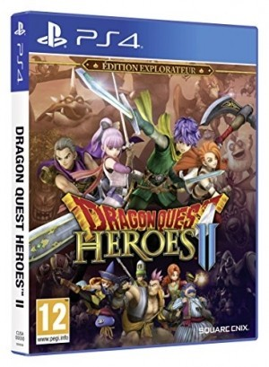 Dragon Quest Heroes II - Edition Explorateur [PlayStation 4]