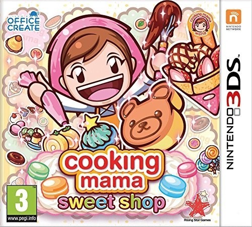 Cooking Mama: Sweet Shop