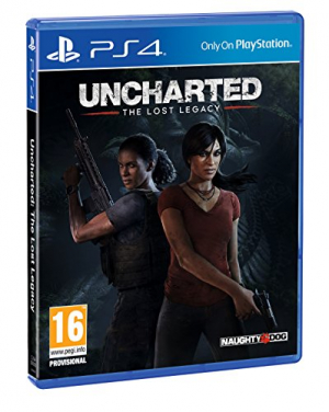 Uncharted : The Lost Legacy [PlayStation 4]