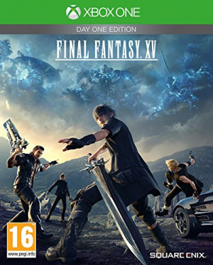 Final Fantasy XV - édition day one [Xbox One]