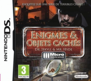Enigmes et objets cachés : Dr Jekyll & Mr Hyde