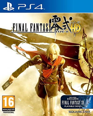 Final Fantasy Type-0 HD [import europe]