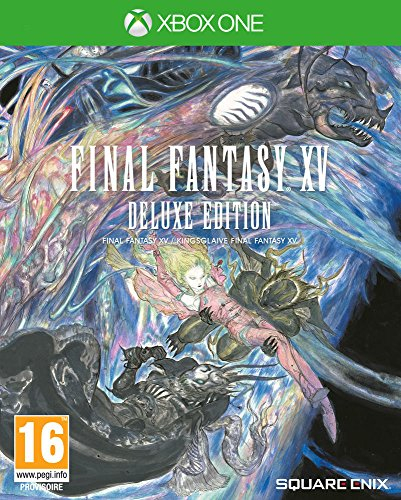 Final Fantasy XV - édition deluxe